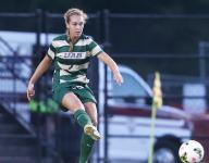 Local soccer girls kicking it in at UAB