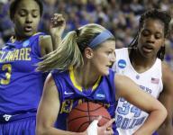 Former Blue Hen Lauren Carra named Cape hoops coach