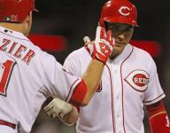 Leake stands out as Reds top Indians