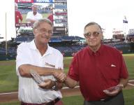 Phillies honor SJ 'dean of baseball coaches'
