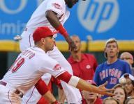 Cubs' Schwarber dumps his hometown team
