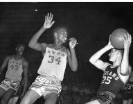 Plump, Robertson have different views on Hickory Pacers jerseys