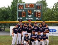 Rare run by North Asheville Little League