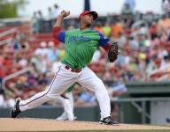 Greenville Drive fall to Augusta's Young again