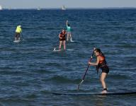 Paddleboarding an ideal fit for Blue Water Area