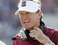 South Carolina football players solid in support of Steve Spurrier