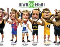 Hamilton: A lot to admire about Iowa Eight wrestlers