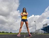 Amato took gymnastics-to-track route to success