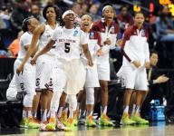 USC women's basketball has turned up its offseason training