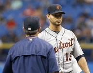 Sanchez, Tigers sluggish in 5-2 loss to Rays