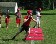 Redskins break in new positions at two-a-days