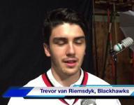 Trevor van Riemsdyk visits Jersey Shore with Stanley Cup