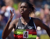 At age 16, Candace Hill becomes youngest U.S. track athlete to turn pro