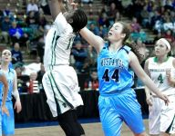 ThunderRidge's Rusk and Snipes commit for girls basketball