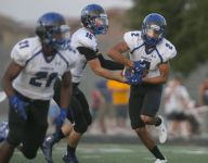 No. 20 Chandler's tremendous firepower in rout of Pinnacle sends message to national champs
