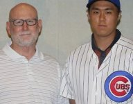 The Chicago Cubs spent $1.2M on 17-year-old Korean high schooler who played just 27 games in 2 years