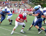 PHOTOS: Chaparral, Creek, & Ralston scrimmage