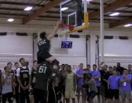 VIDEO: Kobe Paras' Adidas Nations circus dunk over Bam Adebayo and Billy Preston is jaw dropping