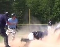 VIDEO: Michigan American Legion squad wins with incredible walk-off steal of home