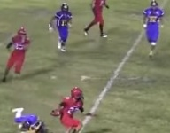 VIDEO: Kahuku's Stokes Bothelo turns in return of the year candidate in Hawaii