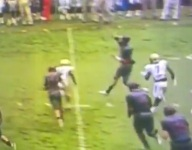 VIDEO: LSU QB commit Feleipe Franks tossed a perfect TD pass in season-opening loss on ESPN