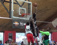 VIDEO: No. 2 player in Class of 2018 Silvio De Souza put defender on a poster