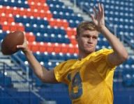 No. 1 dual-threat QB Tate Martell narrows recruiting list to five schools