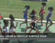 AAU Junior Olympics beginning at NSU