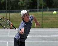 Players share a passion for tennis, nurtured by Schaub