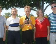 Howse receives prestigious perseverance award
