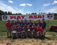 Licking County softball measures up on national stage