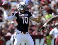 Perry Orth trying to remain in running for USC's quarterback job