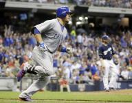Cubs catcher Kyle Schwarber's Futures Game bat is in Cooperstown