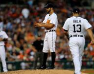 Norris struggles in 2nd start with Tigers as Red Sox win, 7-2