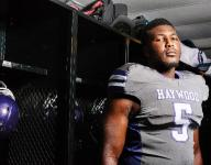 H.S. FOOTBALL: Haywood's Gooden works for more success
