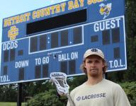 Martin honored to be named state's best lacrosse player