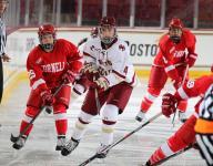 Keller's star on the rise in U.S. women's hockey