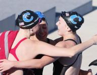 Carmel's Claire Adams wins another USA backstroke title