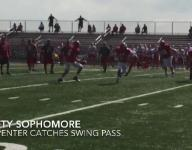 Valley, Sheridan play first scrimmage