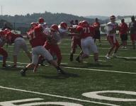 Valley, Sheridan, come out aggressive in first scrimmage