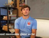 VIDEO: USJ's Mitchell Bodiford