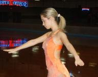 Livonia roller-skater earns three medals at national event