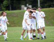 Returning WNC all-conference boys soccer players