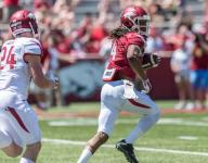 Focused Hatcher leading Hogs' receiving corps