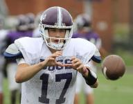 Brownsburg quarterback Johnson shows why he's highly touted