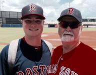 Allen's ERA under 1.00 for Red Sox rookie team