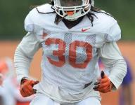 Swinney ready for youthful linebackers to 'ripen'