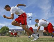 High school football two-a-days: Division II, Sections IV and III