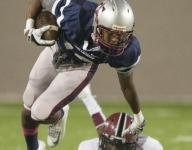 Park Crossing WR Jahod Booker commits to Memphis