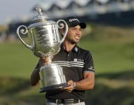 Jason Day shows major mettle and wins PGA Championship